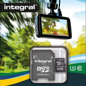 Integral Micro SD Card - 64GB